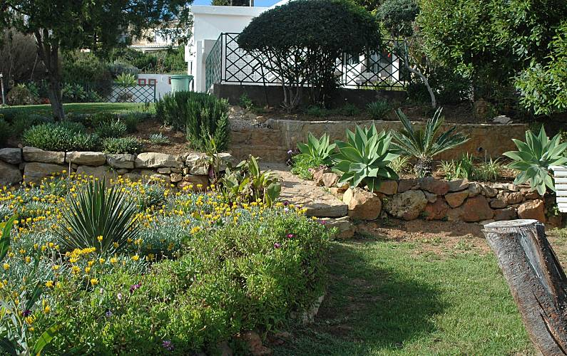 Villa Garden Algarve-Faro Lagos villa - Garden