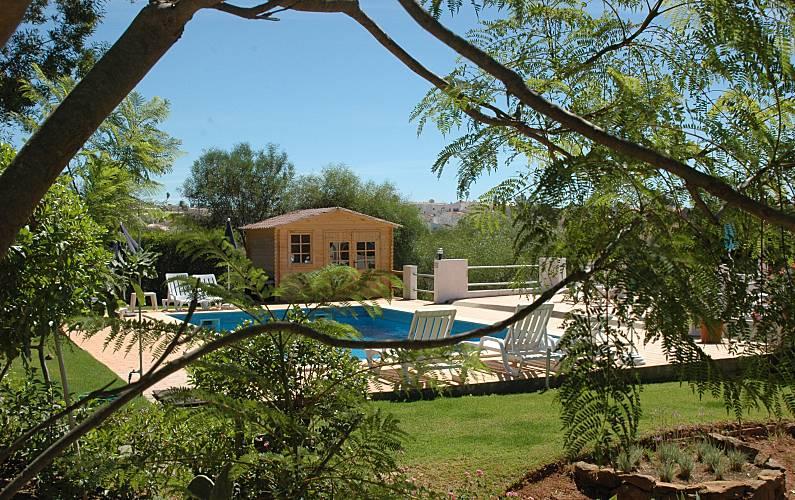 Villa Swimming pool Algarve-Faro Lagos villa - Swimming pool