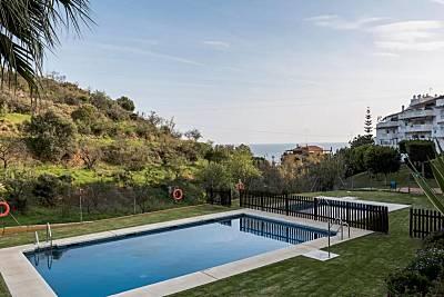 Apartamento en alquiler a 500 m de la playa Málaga