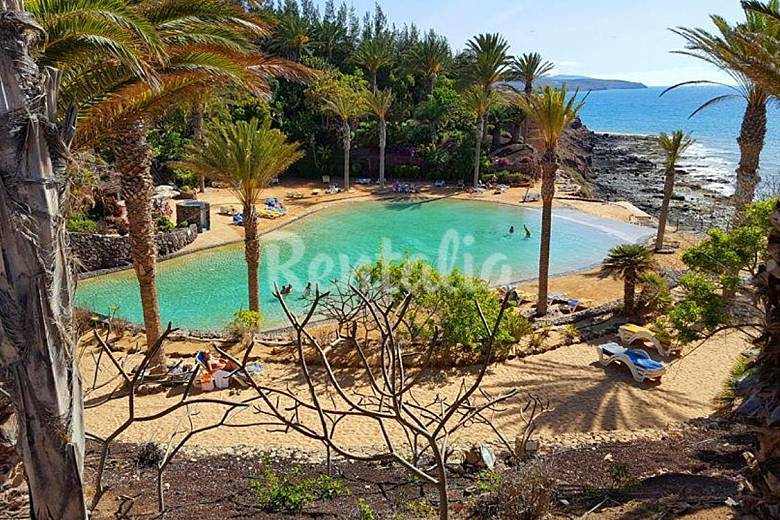 Apartment with 2 bedrooms only 100 meters from the beach Fuerteventura
