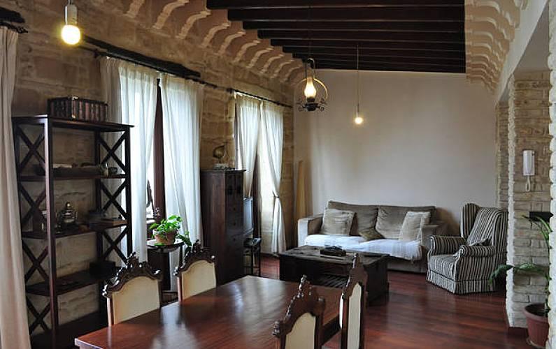Apartamento Deluxe En Centro Historico Parking Op Jerez De La
