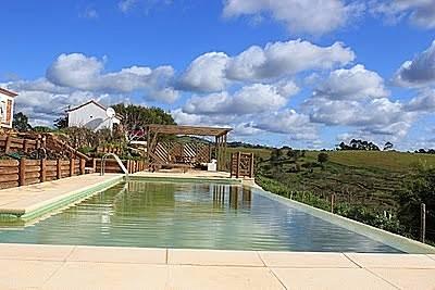 Villa en alquiler con piscina Beja