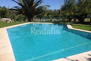 Villa with 3 bedrooms only 150 meters from the beach Pontevedra