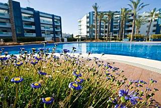 Apartment for rent only 300 meters from the beach Ibiza