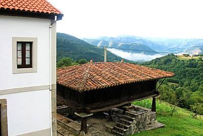 La huerta Torazo: turismo rural en Asturias. Asturias