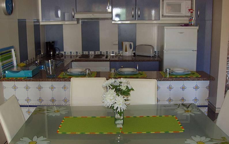 Mágnificos Interior da casa Algarve-Faro Albufeira Apartamento - Interior da casa