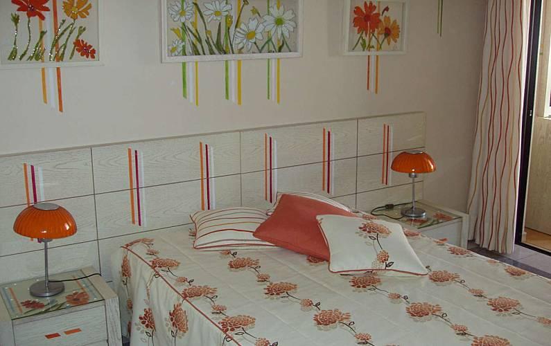 Mágnificos Quarto Algarve-Faro Albufeira Apartamento - Quarto