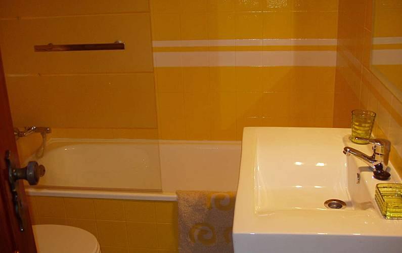 Mágnificos Casa-de-banho Algarve-Faro Albufeira Apartamento - Casa-de-banho