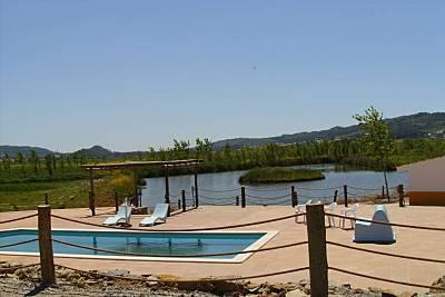 Quinta do Cabeço - casas para alugar a 3 km da praia Leiria