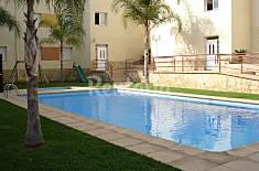 Apartamento con piscina 120m playa. Tarragona