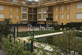 Apartment for 4 people only 100 meters from the beach Lugo