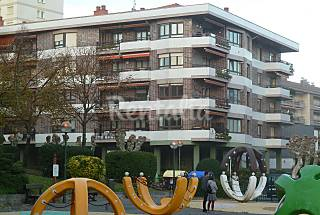 Apartment for 6 people only 100 meters from the beach Gipuzkoa