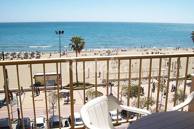Apartamento en 1a l nea de playa fuengirola m laga costa del sol - Apartamento vacacional malaga ...