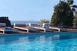VILLA ABAEGO. Wonderful views Lanzarote