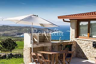 Casa para 4-6 personas a 2 km de la playa A Coruña/La Coruña