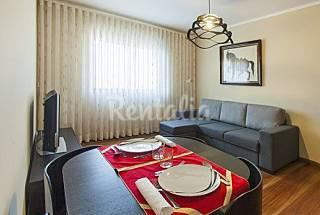 Apartamento de 1 habitaciones a 3 km de la playa Oporto