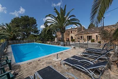 Casa del s.XVIII con acreditación calidad nº1079 Mallorca