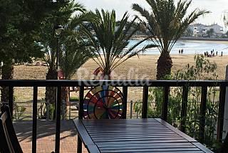 Casa frente al mar, primera línea playa, piscina  Castellón
