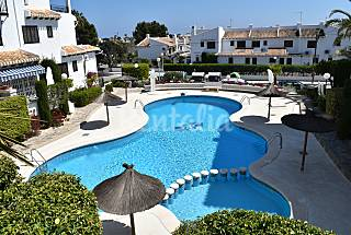 Apartment for 4-6 people only 500 meters from the beach Alicante