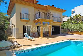 Villa for rent only 100 meters from the beach Murcia