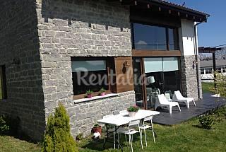 Villa para 4-6 personas a 5 km de la playa Asturias