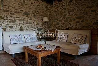 La cabanya de Can Planes  (4-8 personas)  Girona/Gerona