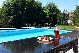 House for 2-5 people with swimming pool Porto