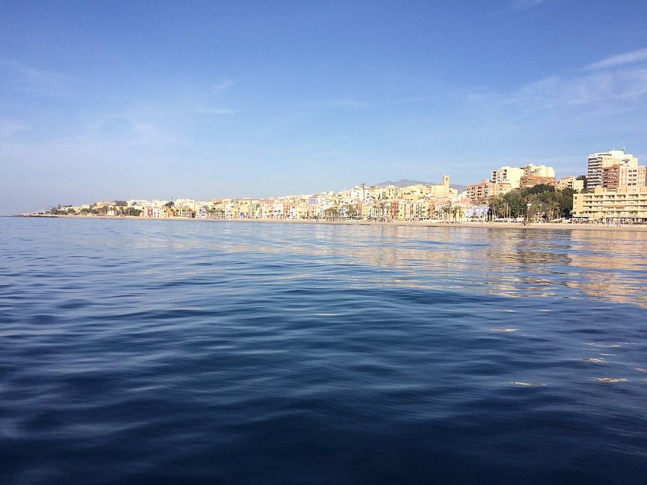 Apartamento en alquiler a 50 m de la playa la villajoyosa vila joiosa alicante costa blanca - Apartamentos alicante alquiler ...
