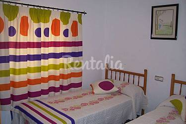 House Bedroom Granada Almuñécar Cottage