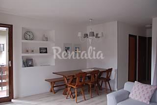 Appartamento per 4 persone a Pinzolo,Wifi gratuito Trento