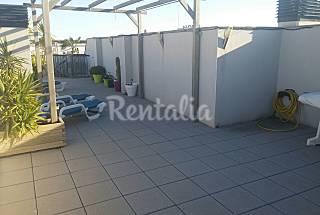 Ático con terraza de 70 m2 a 100 m. de la playa Tarragona