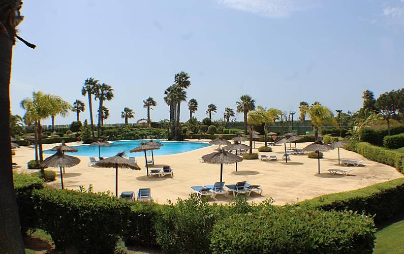 Apartamento para alugar a 25 m da praia islantilla lepe - Rentalia islantilla ...