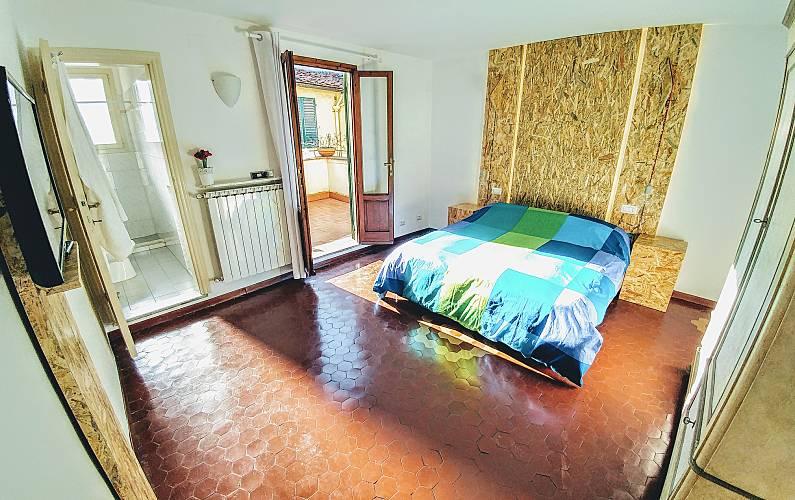 Apartamento para 2 personas a 10 km de la playa Florencia