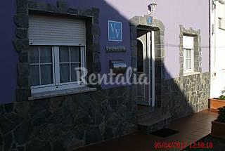 Maison pour 4 personnes à 800 m de la plage Asturies