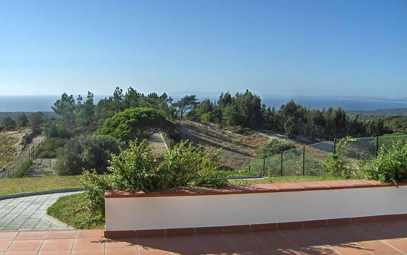 Vista Vistas da casa Setúbal Sesimbra vivenda - Vistas da casa