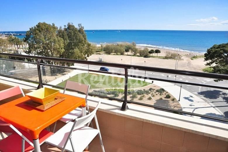Apartamento en alquiler en tarragona ardiaca cambrils - Alquiler casas vacacionales costa dorada ...
