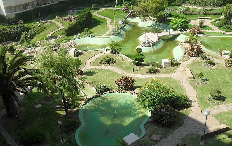 Apartment Views from the house Málaga Benalmádena Apartment - Views from the house