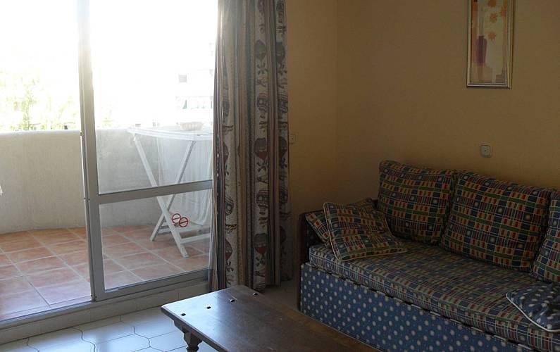Apartment Living-room Málaga Benalmádena Apartment - Living-room