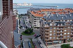 Apartment for 5-7 people only 300 meters from the beach Cantabria