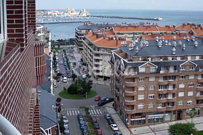 Apartamento para 5-7 personas a 300 m de la playa Cantabria
