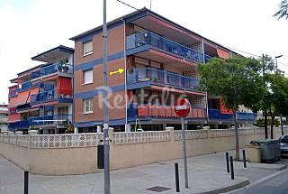 Apartamento para 1-6 pessoas a 90 m da praia Barcelona