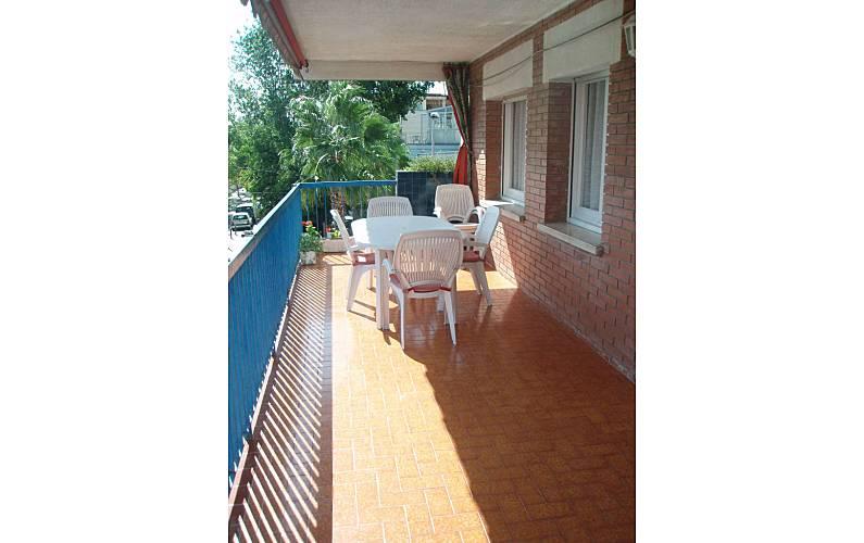 Appartamento Per 1 6 Persone A 90 M Dal Mare Castelldefels