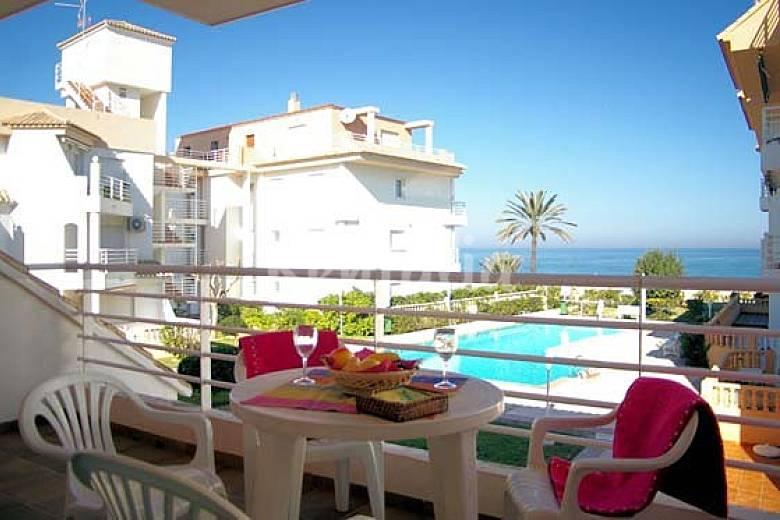 Apartamento en alquiler en alicante marines d nia - Alquiler apartamentos costa blanca ...