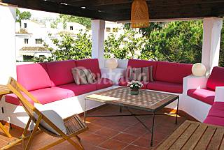 House for 6-7 people only 50 meters from the beach Málaga