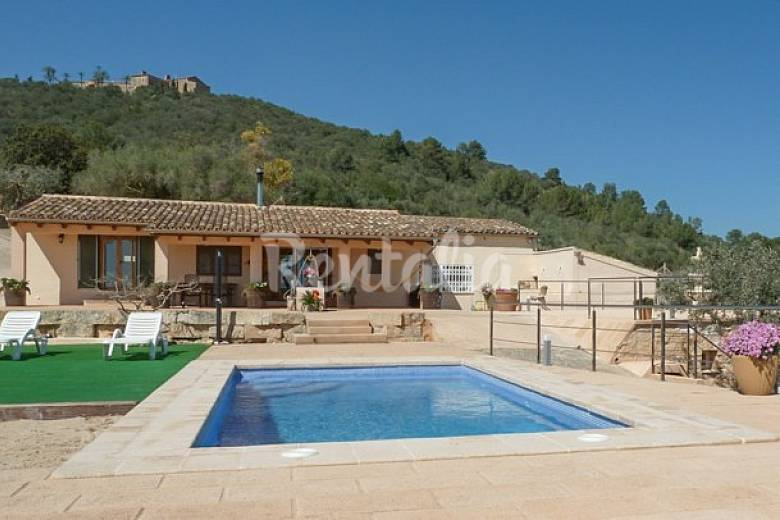 Apartamento En Alquiler En Mallorca Porreres Mallorca