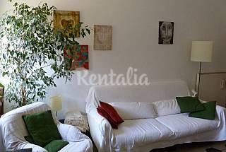 Central e luminoso apartamento em Roma