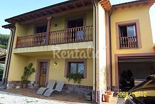 Maison de 4 chambres à 3.5 km de la plage Asturies