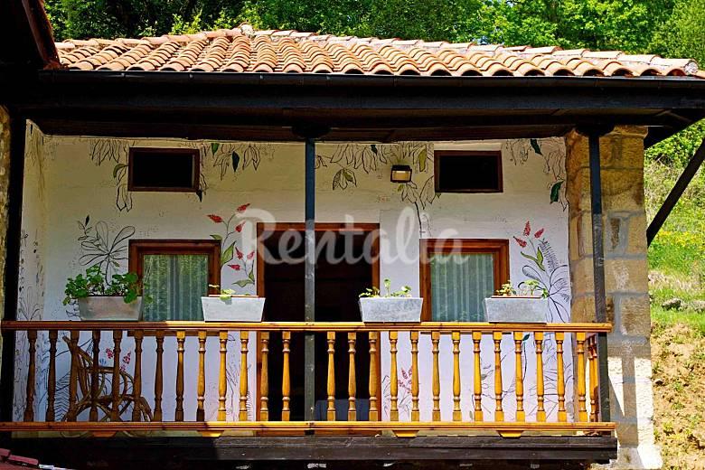 Casa rural antiguo molino puente viesgo cantabria comarca de los valles pasiegos - Casa rural puente viesgo ...