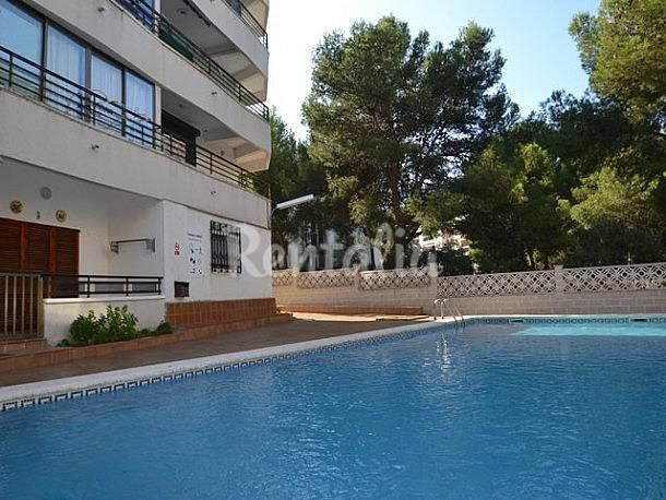 Apartamento para 6 personas en catalu a cap de salou nostra senyora de nuria salou tarragona - Apartamentos salou personas ...