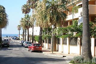Apartment  only 40 meters from the beach Málaga